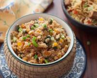 Foxtail Millet Fried Rice Recipe