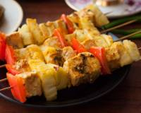 Pineapple Paneer Tikka Recipe