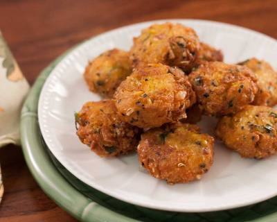 Tea time snack recipes party starter recipes by archanas kitchen andhra style makka garelu recipe forumfinder Images