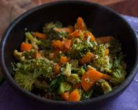 Carrot And Broccoli Poriyal Recipe