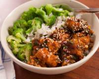 Chicken Teriyaki Rice Bowl Recipe