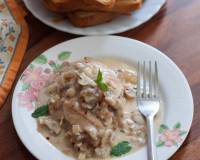 Chicken With Mushroom Sauce Recipe