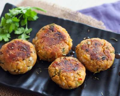 Coriander Prawn Cakes Recipe
