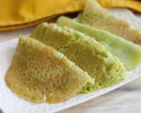 Cucumber Neer Dosa Recipe-Rice Pancake