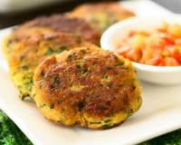 Greek Style Kolokithokeftedes Recipe -Zucchini Fritters Recipe