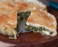 Greek Style Spinach Spanakopita Recipe