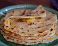 Kerala Style Chakka Adai Recipe-Rice Flour and Jackfruit Flatbread