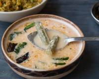 Murungakkai Mor Kuzhambu Recipe-Drumstick Buttermilk Curry