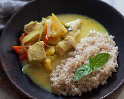 Pineapple Chicken Curry Recipe