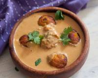 Pumpkin Kofta Curry Recipe