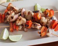 Spicy Lemon Chicken Kebab Recipe