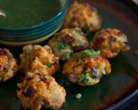 Thai Style Mung Bean Fritter Recipe
