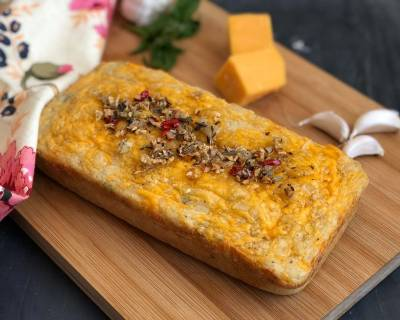 Cheddar Beer Bread Recipe - Cheesy Bread Recipe