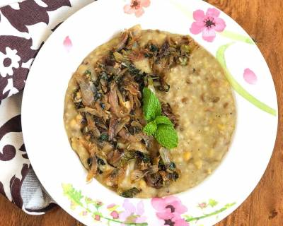 Bohri Khichda Recipe - Mutton Khichda Recipe