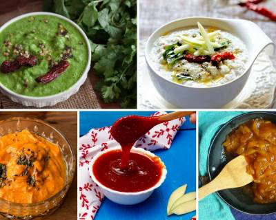 12 Interesting Raw Mango Chutney Recipes To Make This Summer