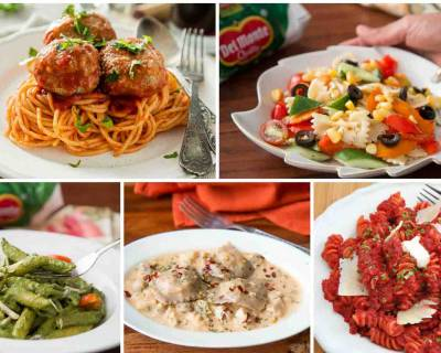 12 Lip Smacking Homemade Pasta Recipes for Kids