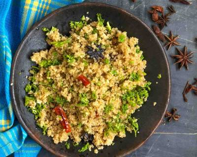 Lemon Parsley Quinoa Recipe
