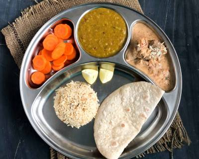 Make A Special Weekend Lunch With A Parsi Meal - Badam Nu Gosht, Vagharela Chawal and More