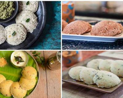 7 Healthy Rava Idli Recipes That Can Be Made In A Jiffy