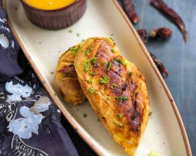 Spicy Mango Lime Grilled Chicken Recipe