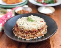 Spicy Mexican Layered Chilli Rice Recipe
