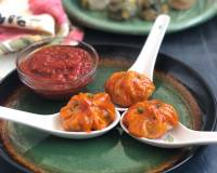 Tandoori Chicken Momo Recipe
