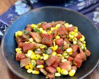 Watermelon And Corn Salad Recipe - A Refreshing Summer Salad