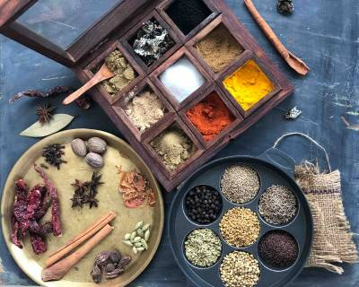 The Indian Masala Dabba - Everything From Spices, Powders, Masalas & More