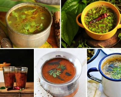 46 Tantalising Rasam Recipes You Would Love To Try In Your Kitchen