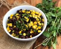 Rajma and Corn Salad Recipe