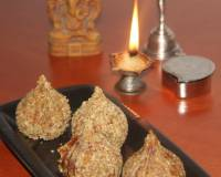 Dry Fruit & Nut Modak Recipe