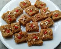 Apple Burfi Recipe