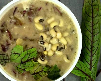 French Style Red Sorrel Two Bean Soup Recipe