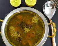 Lemon Thyme Rasam Recipe