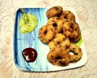 Bread, Paneer & Potato Instant Vada Recipe
