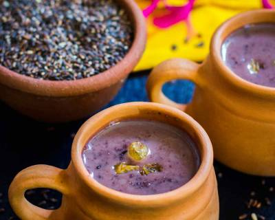 Kavuni Arisi Payasam Recipe - Black Rice Kheer