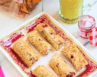 French Toast Jam Roll Ups Recipe