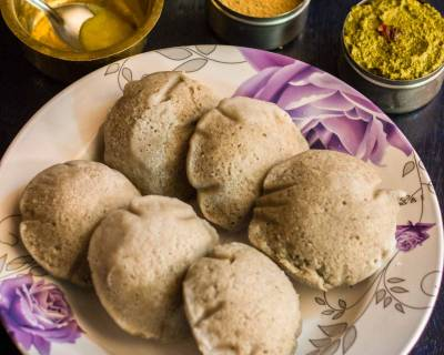 Horsegram Idli Recipe - Kulith or Kollu Idli