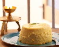 Seem Paal Recipe - Steamed Colostrum Milk Pudding
