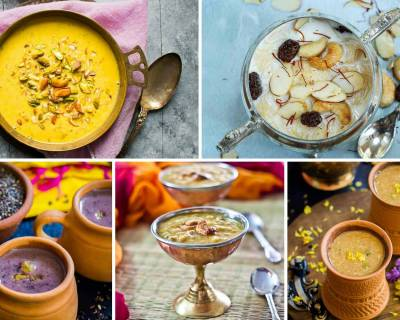 22 Delicious Payasam Recipes You Must Try For Festivals