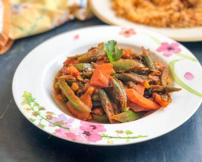 Mixed Vegetable Jalfrezi Recipe