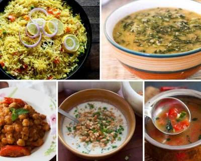 Weeknight Dinners : Nepalese Pulao, Dal Dhokli And Many More