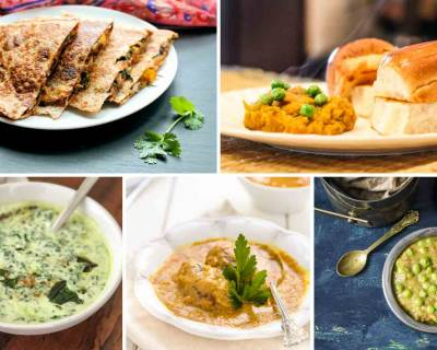 Weeknight Dinners : Make Your Meals With Phalguni Dal Recipe, Pav Bhaji and More