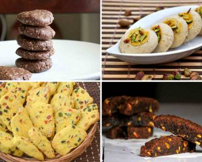 10 Eggless Cookie Recipes For Tea Time