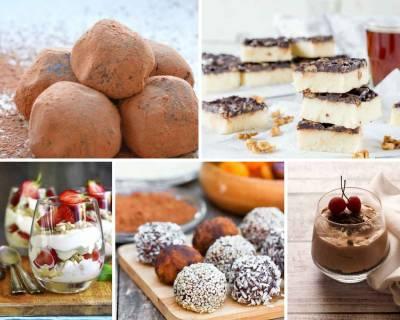 No Bake Dessert Recipes By Archana S Kitchen
