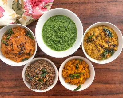 5 Delicious Chutneys That You Can Make With Turbo Chop