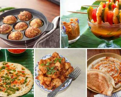 10 Recipes You Can Make With Leftover Idli Dosa Batter