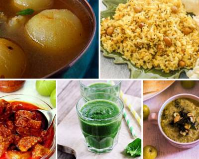 16 Delicious Amla Recipes To Boost Your Immunity and Health