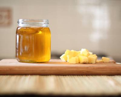 Homemade Ghee Recipe