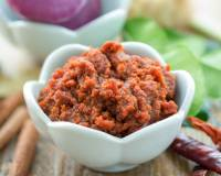 Vegetarian Thai Red Curry Paste Recipe